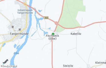 Stadtplan Wust-Fischbeck