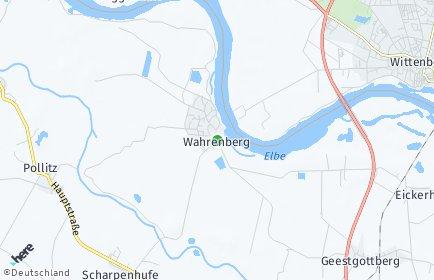 Stadtplan Aland OT Klein Wanzer
