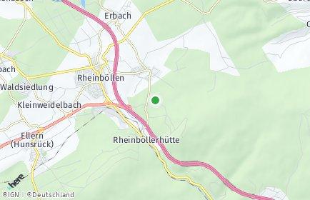 Stadtplan Dichtelbach