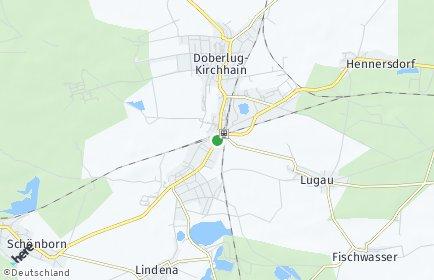 Stadtplan Doberlug-Kirchhain
