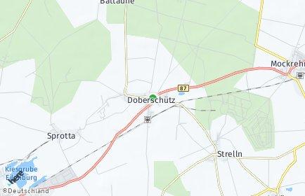 Stadtplan Doberschütz
