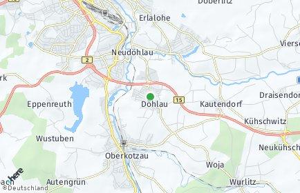 Stadtplan Döhlau