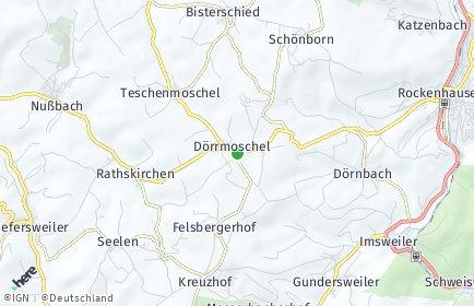 Stadtplan Dörrmoschel