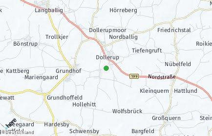 Stadtplan Dollerup
