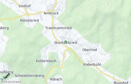 Stadtplan Drachselsried