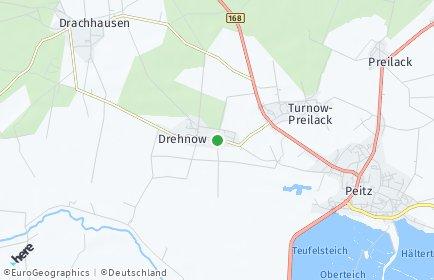Stadtplan Drehnow