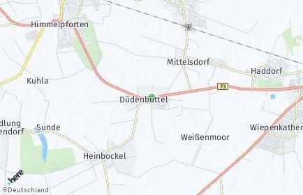 Stadtplan Düdenbüttel
