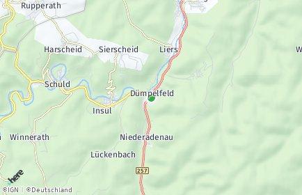 Stadtplan Dümpelfeld