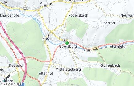 Stadtplan Ebersburg