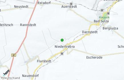 Stadtplan Eberstedt