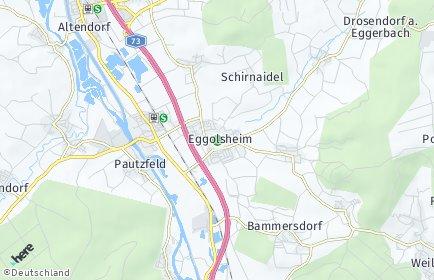 Stadtplan Eggolsheim