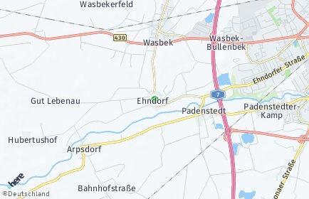 Stadtplan Ehndorf