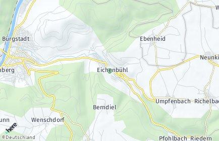 Stadtplan Eichenbühl