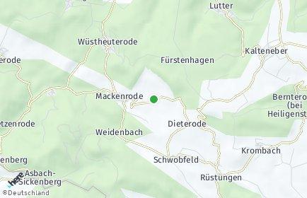 Stadtplan Eichstruth