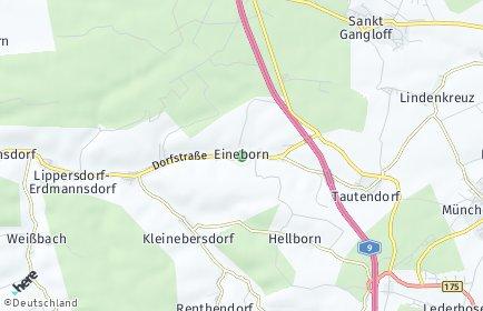 Stadtplan Eineborn