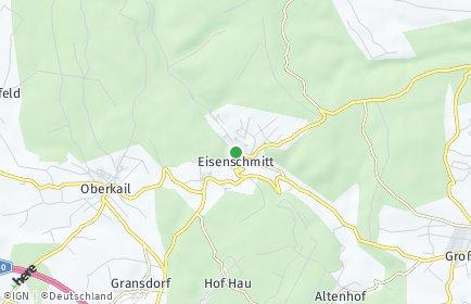 Stadtplan Eisenschmitt