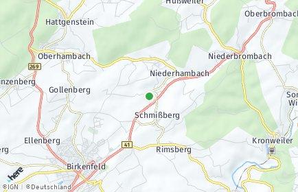 Stadtplan Elchweiler