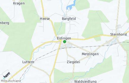 Stadtplan Eldingen