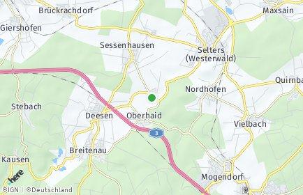 Stadtplan Ellenhausen