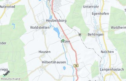 Stadtplan Ellzee