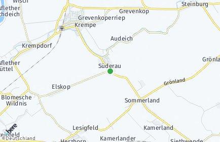 Stadtplan Elskop