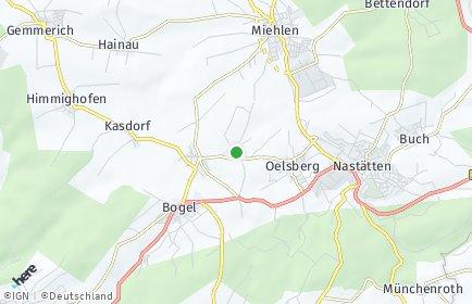 Stadtplan Endlichhofen