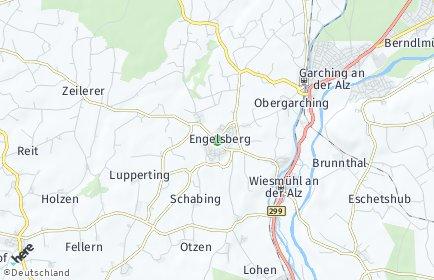 Stadtplan Engelsberg