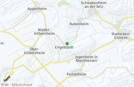 Stadtplan Engelstadt