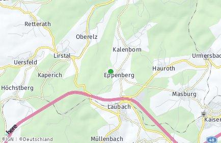 Stadtplan Eppenberg