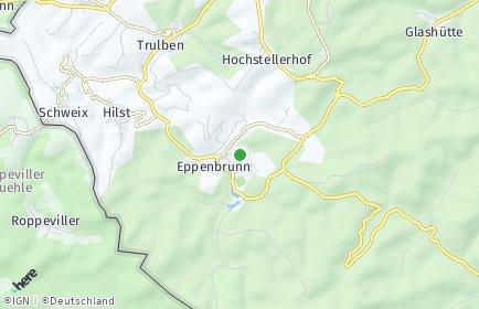 Stadtplan Eppenbrunn