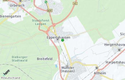 Stadtplan Eppertshausen