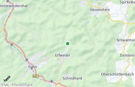 Stadtplan Erfweiler
