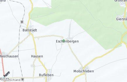 Stadtplan Eschenbergen