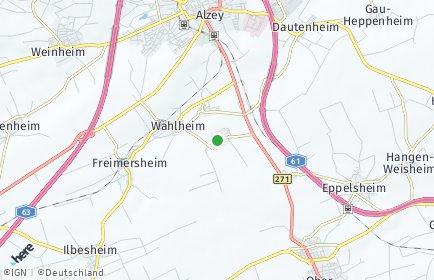 Stadtplan Esselborn