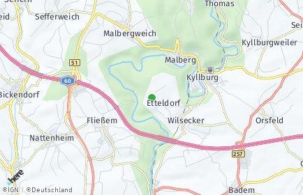 Stadtplan Etteldorf