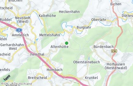 Stadtplan Eulenberg