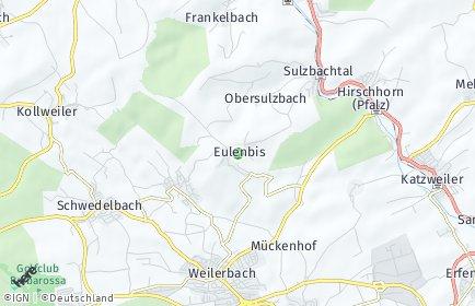 Stadtplan Eulenbis
