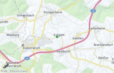 Stadtplan Eulgem