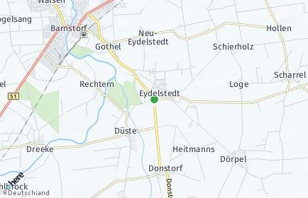 Stadtplan Eydelstedt