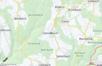 Stadtplan Fahrenbach