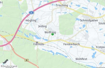 Stadtplan Fensterbach