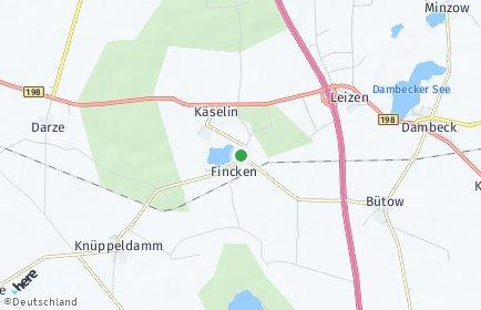 Stadtplan Fincken