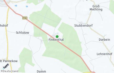 Stadtplan Finkenthal