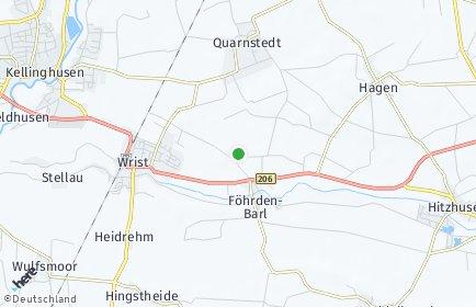 Stadtplan Föhrden-Barl