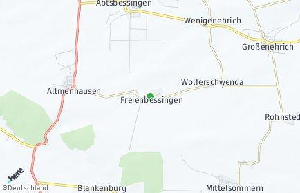 Stadtplan Freienbessingen
