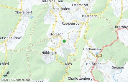 Stadtplan Gackenbach