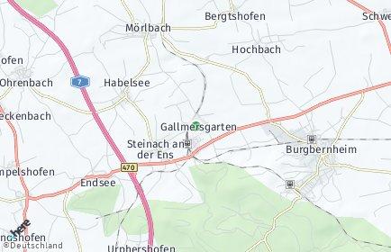 Stadtplan Gallmersgarten