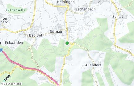 Stadtplan Gammelshausen (Württemberg)