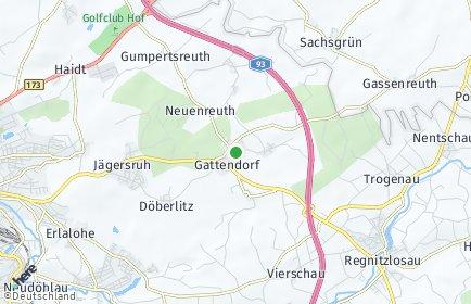 Stadtplan Gattendorf