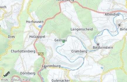 Stadtplan Geilnau